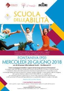 Conferenza SDA Fontaniva 20 giugno