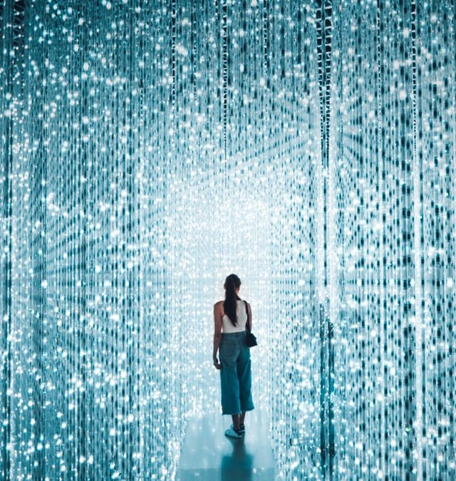 Attivare il miglioramento nell'universo dei nostri pensieri